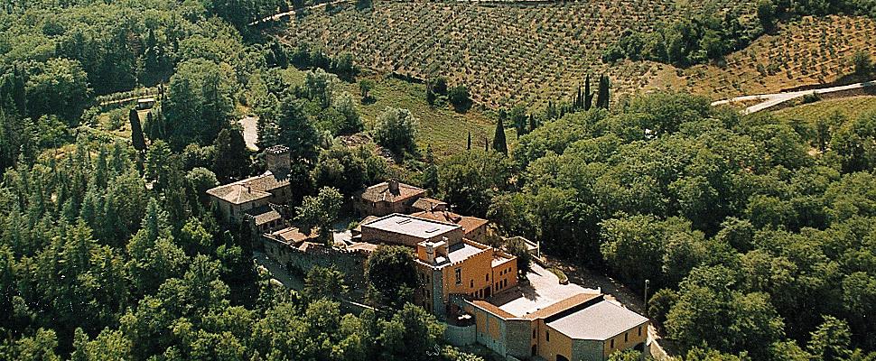 Image result for Castello di Querceto